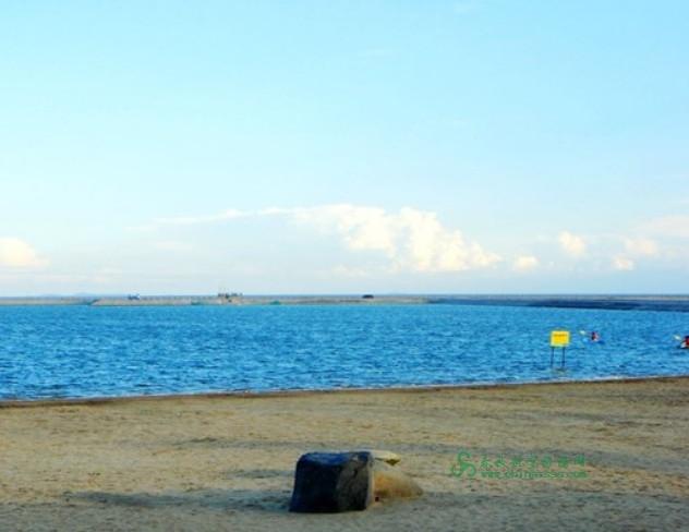 碧海金沙水上乐园旅游景点介绍 碧海金沙水上乐园旅游攻略 上海旅游图片